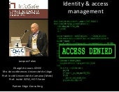 Identity Access Management (IAM)