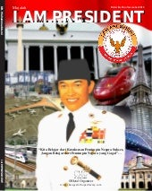Majalah I Am President November 2012