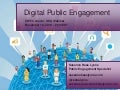 Digital Public Engagement
