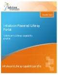InfoAxon powered Liferay Solutions