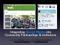 Integrating Social Media with Civic Engagement (Bonner Foundation & CIRCLE)
