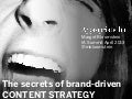 Secrets of Brand-Driven Content Strategy workshop
