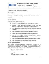 Iasa chile bylaws
