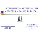 Inteligencia artificial salud
