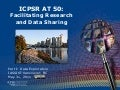 ICPSR Data Exploration Tools