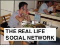 Bridging the gap between our online and offline social network