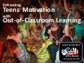 EFL: Motivating Teens With Out-of-Home Learning. IATEFL Poland 2011