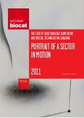 2011 Biocat Report (Executive Summary)