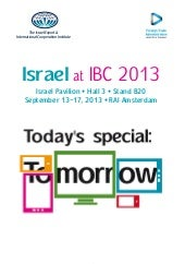Israel Broadcasting Technology Indu...