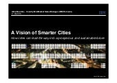 IBM Vision on a Smarter City-17iuni...