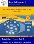 Ibm connections – product analysis of ibm corporation