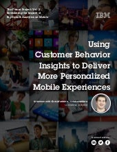 Mobile Analytics: Creating More Personalized and Engaging Customer Experiences