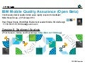 IBM Mobile Quality Assurance   Study Group Session 6