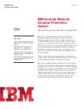 IBM Security Network Intrusion Prevention System