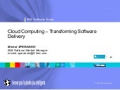 Offre Cloud IBM Software [Rational]...