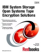 Ibm system storage open systems tap...