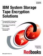 Ibm system storage tape encryption ...