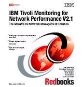 Ibm tivoli monitoring for network p...
