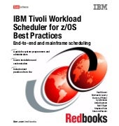 Ibm tivoli workload scheduler for z...