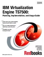Ibm virtualization engine ts7500 pl...