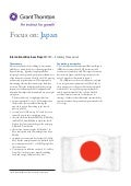 GT IBR 2012 - focus on Japan