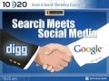 The Intersection of Search and Social Media - Chris Winfield at iBreakfast on Mar 25, 2009