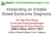 Irritable bowel syndrome - interpre...