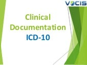Importance of Clinical documentation for accurate ICD-10 coding - Medical Coding