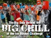Big Data Behind the Big Chill of the Ice Bucket Challenge