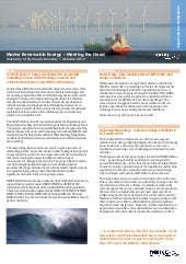 Marine Renewable Energy – ICE Confe...