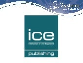 ICE Proceedings / Journals