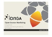 Icinga 2012 at Monitoring Workshop