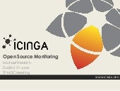 Icinga 2012 Development at 6th TF-N...