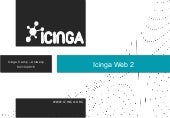 Icinga Web 2 at Icinga Camp Antwerp