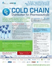 7th Cold Chain Distribution for Pha...