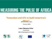 Innovation and ICT to build tomorro...