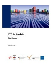 ICT in Serbia - At a Glance