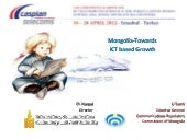 ICT  development overview
