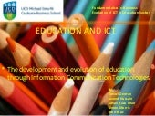 Education and ICT