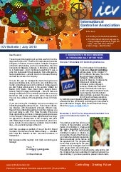 Icv bulletin july 2013
