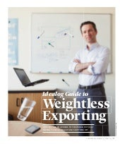 The Idealog Guide to Weightless Exp...