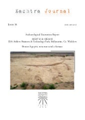 Archaeological Report - IDA Arklow ...