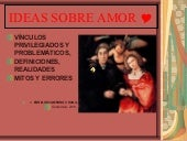 Ideas sobre amor