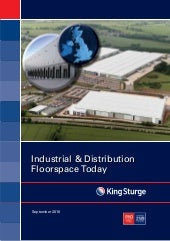 Industrial & distribution floorspac...
