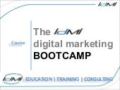IDMI Digital Marketing BootCamp| Co...