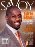 Cover Story - Idris Elba Interview - Savoy Spring 2011