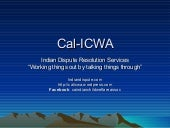 ICWA Compliance: Issues & Solutions