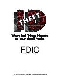 ID Theft - When Bad Things Happen to Your Good Name