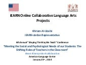 iEARN Online Collaborative Language...