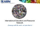 iEarn: International Education and ...